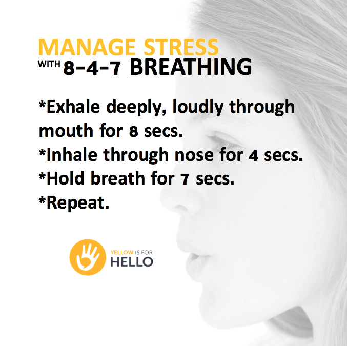 4 Breathing Exercises to Help Battle Student Stress and Anxiety