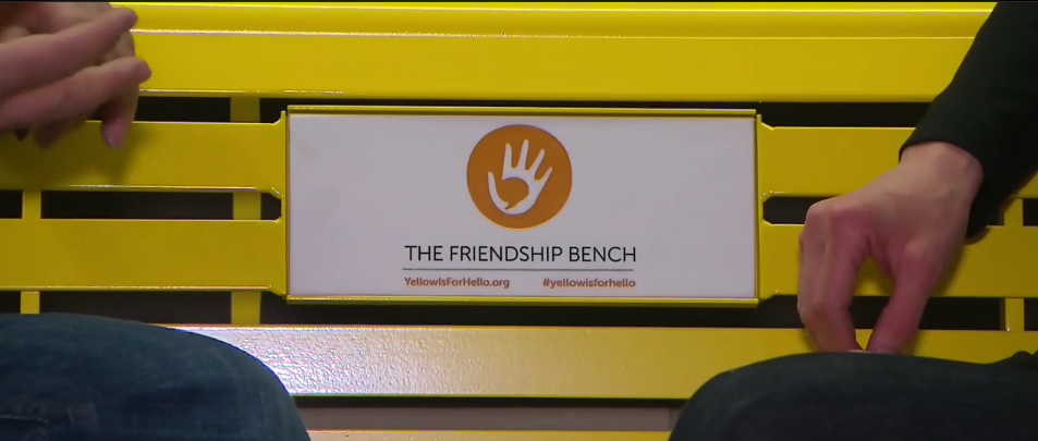 The Friendship Bench – Looking Back, Moving Forward for Student Mental Health