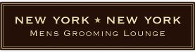 New York New York Men's Grooming Lounge